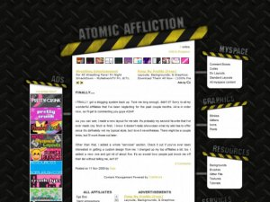atomicaffliction.com