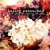 beauty untouched