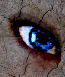 Cracked Eye