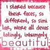 They Were Beautiful