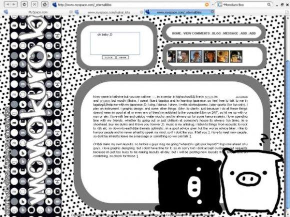 monokuro boo wallpaper. Monokuro Boo