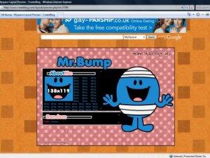 Mr.Bump