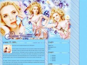 Vibrant ft Scarlett Johansson