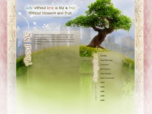 Gibran Tree Layout