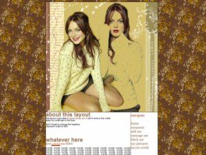 Lindsay Lohan no.3