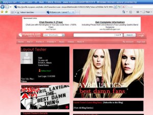 Avril Lavigne: Best Damn Fans
