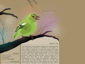 Green Finch.