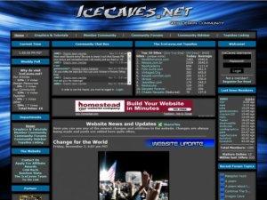 icecaves.net