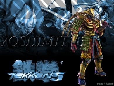 Yoshimitsu Wallpapers Createblog