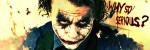 Why So Serious? ft/ Joker