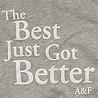 The Best Just Got Better