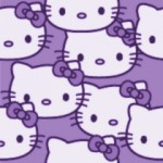 hellokitty purple