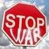 stop war~