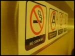 No Smoking !