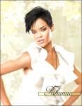 Angelic Rihanna