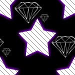 stars and diamonds