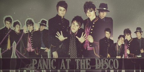 panic at the disco 3 banners
