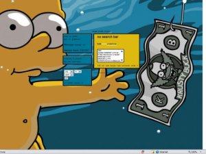 Bart Simpson ft. Nirvana