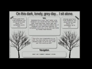 One Lonely Day