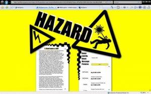Hazard (For Myspace)