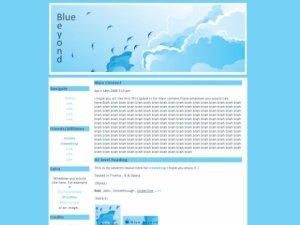 ::::Blue Beyond::::