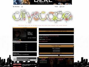 Cityscape (for myspace)