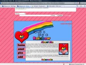 Myspace Rainbow