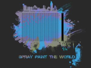 Spray Paint the World