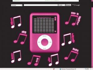 Let's make some music! (Pink)