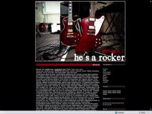 He's A Rocker
