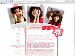 Unbearable Sweetness ft. Rainie Yang