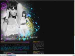 Katy Perry(gap Layout)