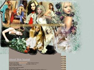 Haute Couture *template