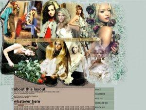 Haute Couture *myspace