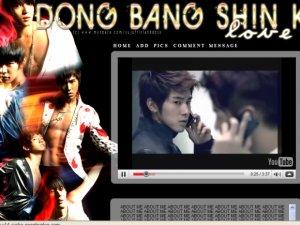 Dong Bang Shin Ki Love
