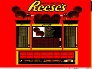 Reese's Love Version 1